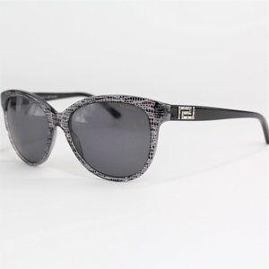 Versace 4246 5002/81 Transparent Black Tinted Lens